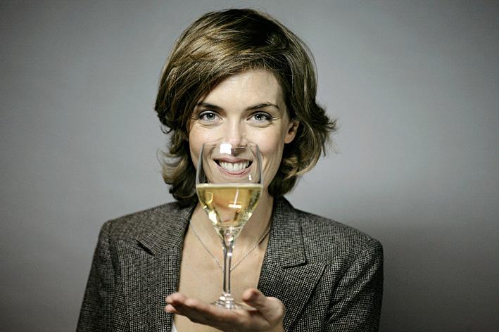 Julie Andrieu , Journaliste culinaire