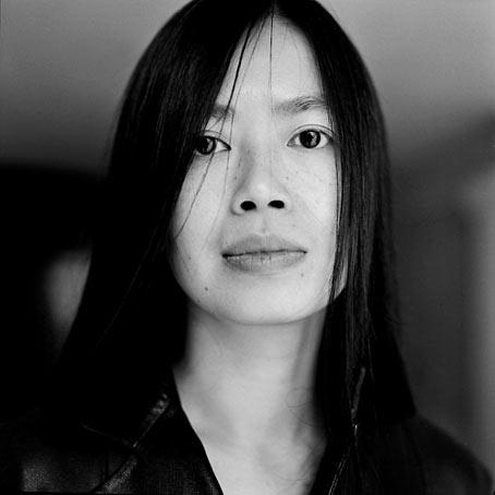 Linda Lê, par Olivier Roller